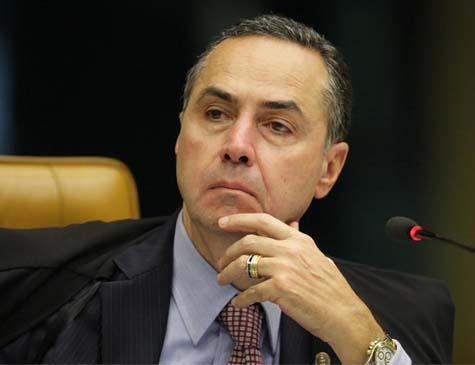 Ministro Roberto Barroso