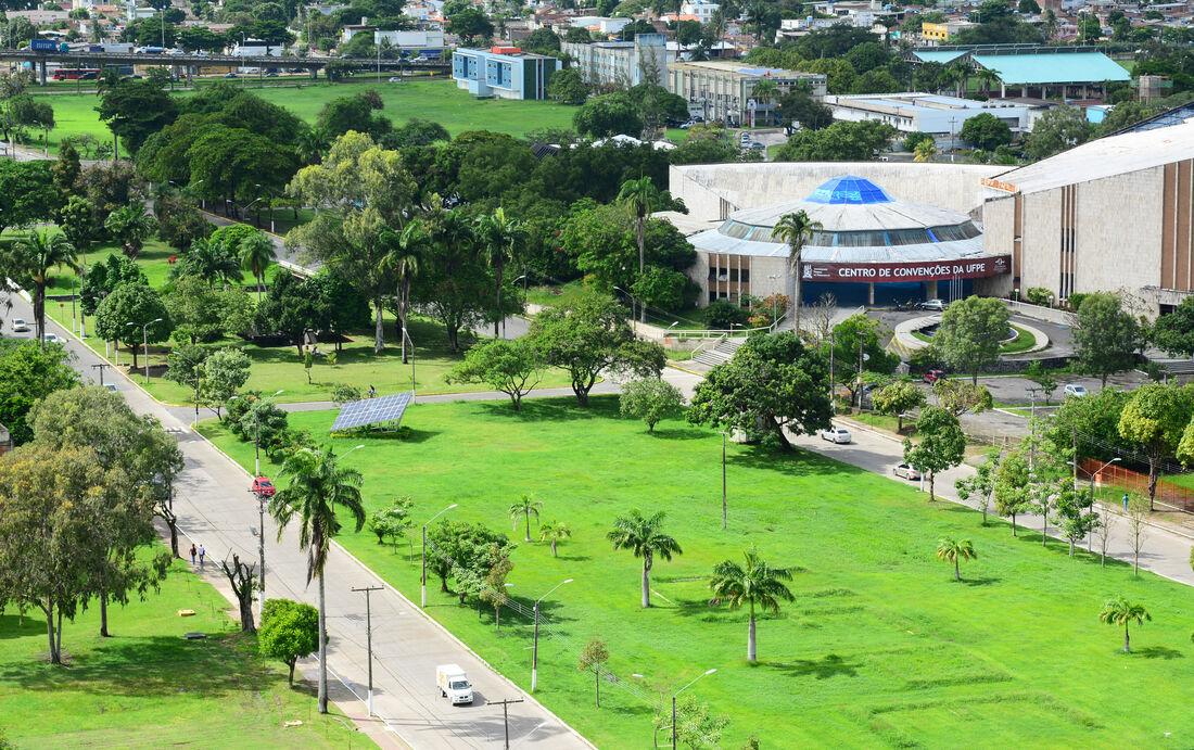 Campus da Universidade Federal de Pernambuco