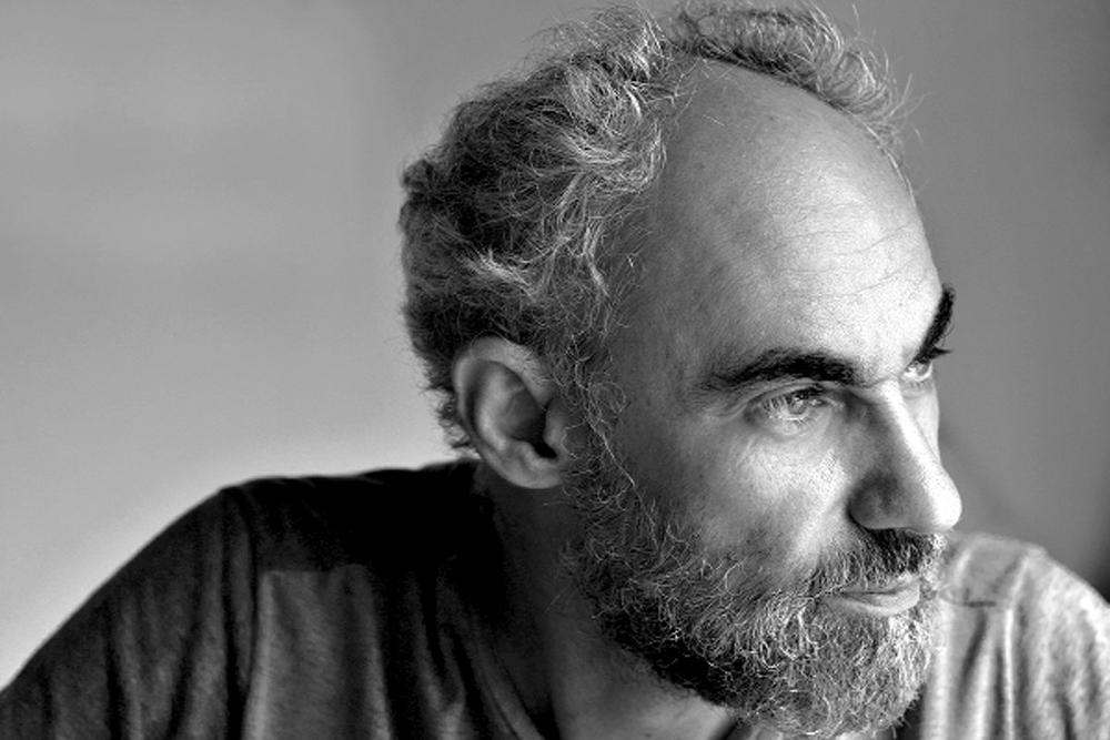 Escritor João Anzanello Carrascoza