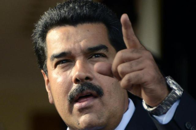 Maduro é o atual presidente da Venezuela