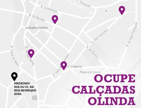 Evento acontece no Varadouro, em Olinda