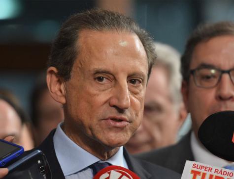 Paulo Skaf é presidente da Federação das Indústrias do Estado de São Paulo (Fiesp)
