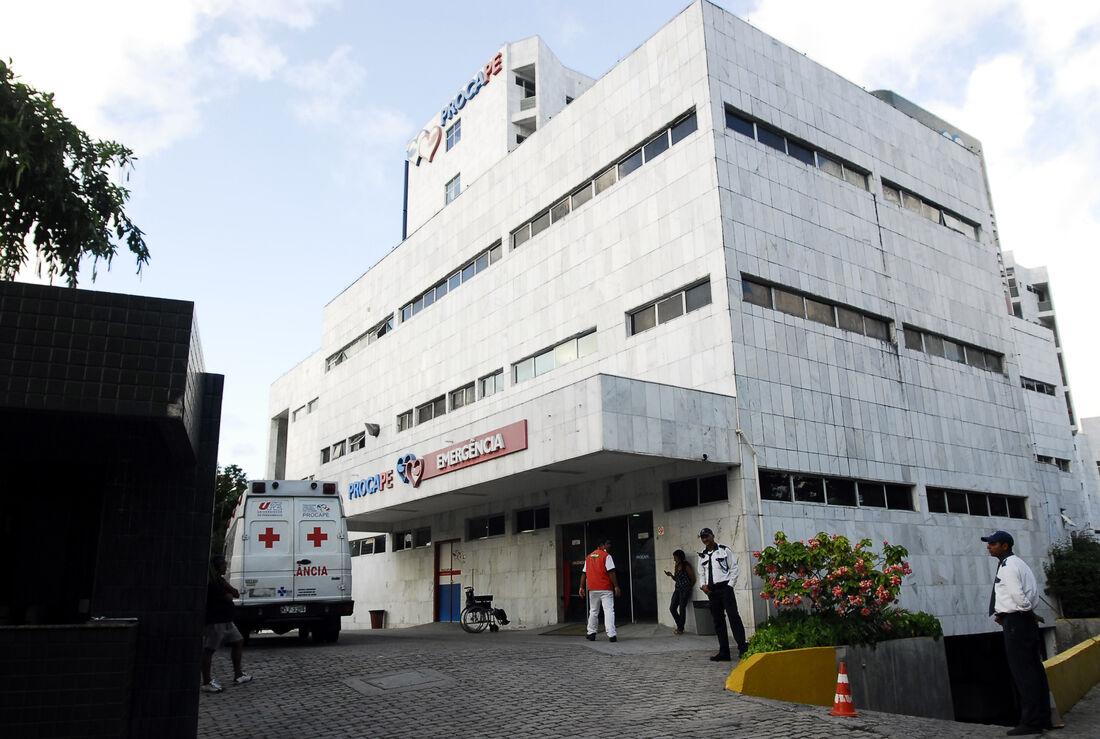 Pronto Socorro Cardiológico Universitário de Pernambuco Professor Luiz Tavares (Procape)