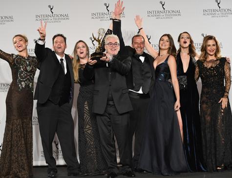 É a sétima vitória da Rede Globo na categoria melhor novela
