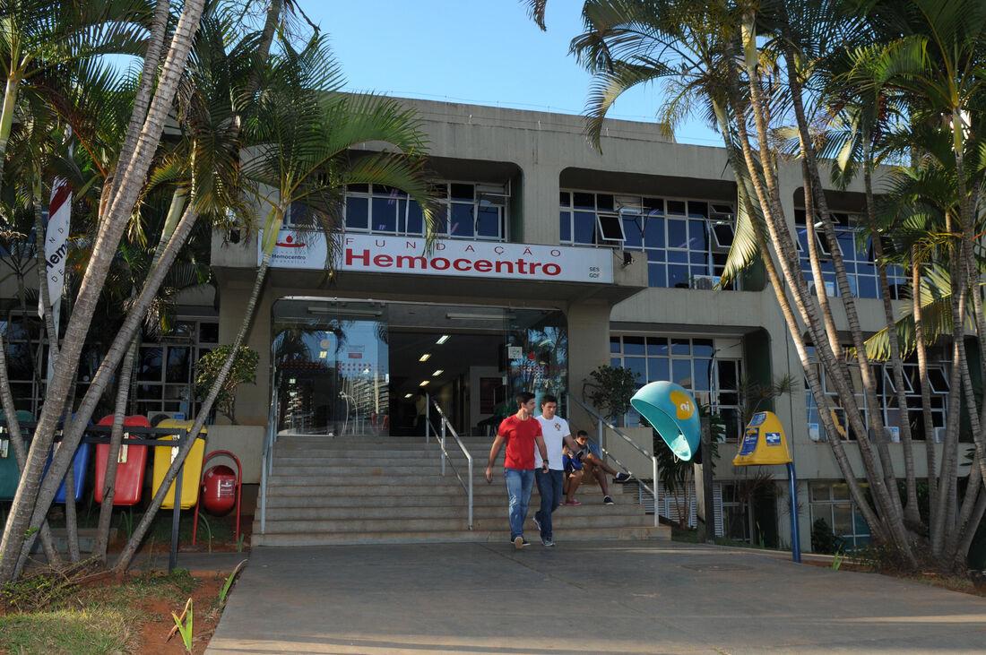 Fundação Hemocentro de Brasília