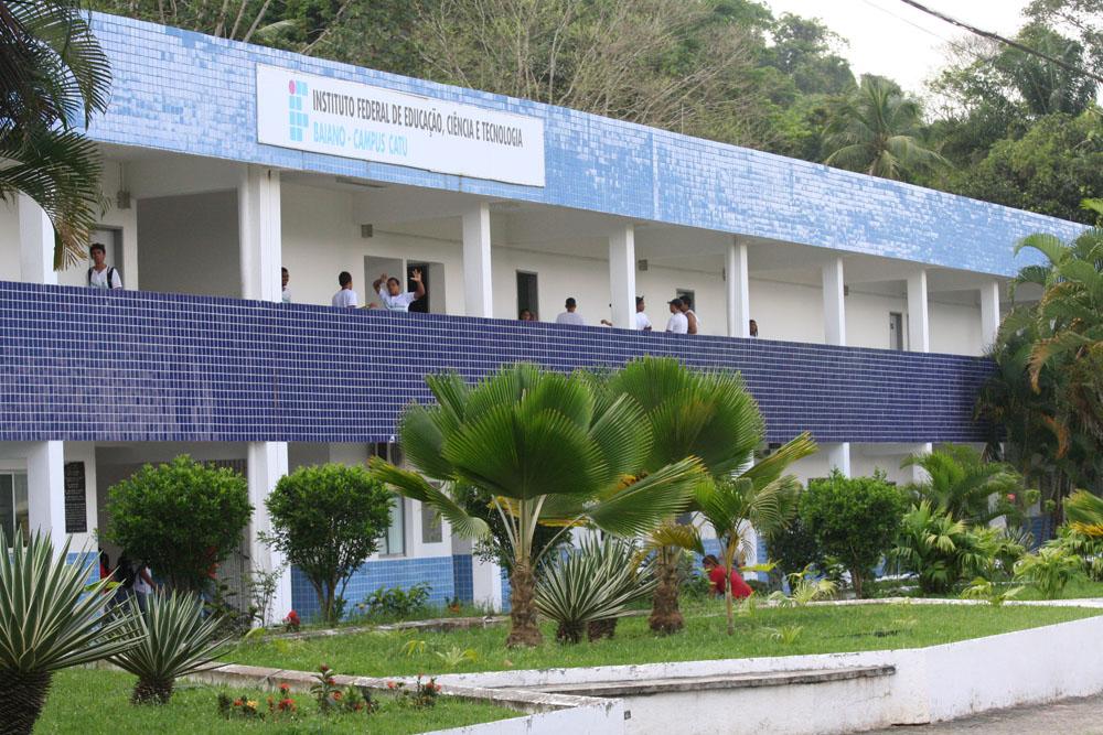 IF Baiano - Campus Catu