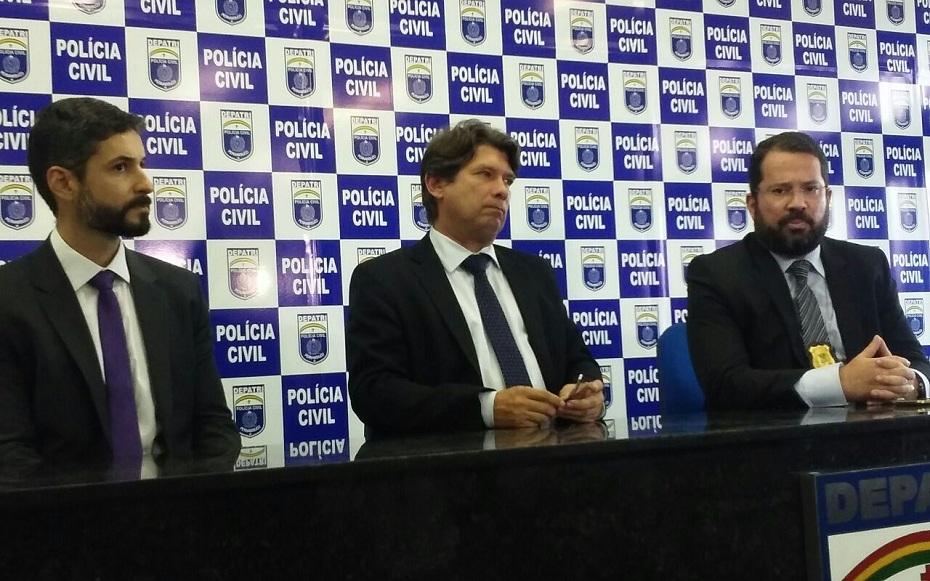 Polícia Civil detalha Operação Caça Fantasma