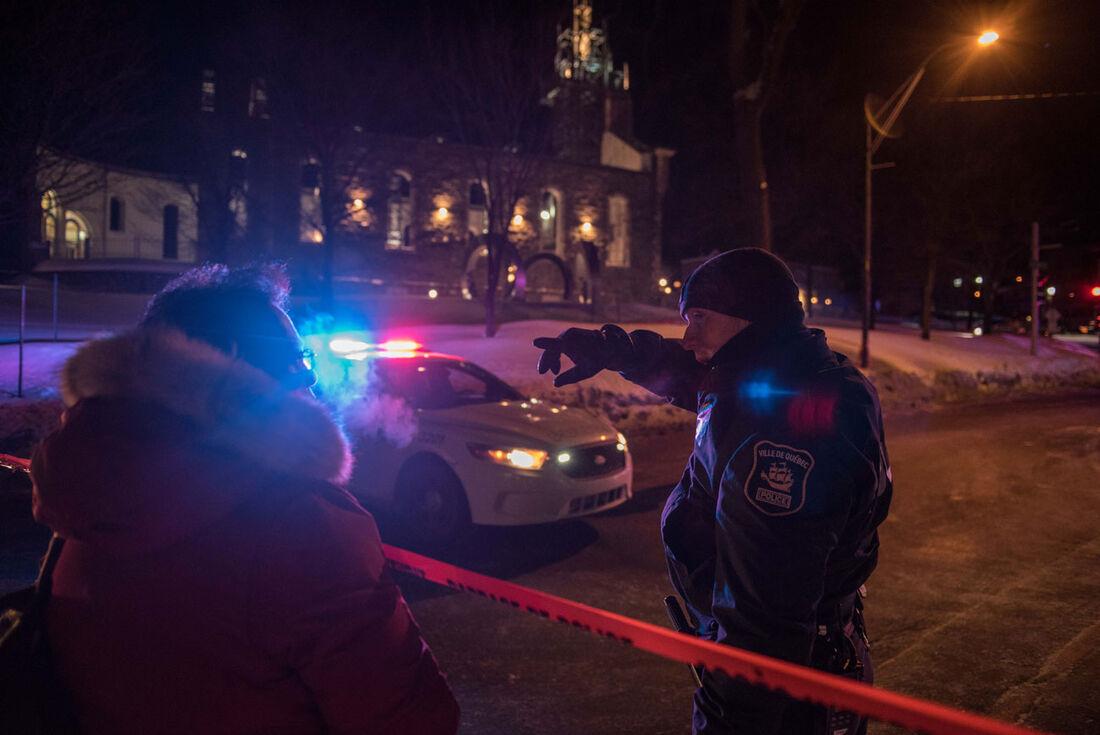 Tiroteio deixou 6 mortos no Canadá