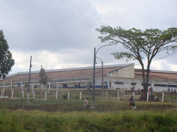 Centro de Ressocialização do Agreste (CRA), em Canhotinho
