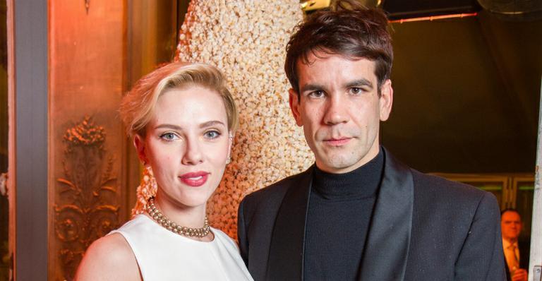 Scarlett Johansson e Romain Dauriac estavam casados desde 2014