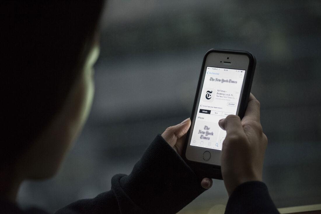 Aparelho celular da Apple, iPhone