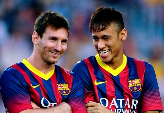 Messi e Neymar, os dois jogadores mais valiosos do mundo, segundo o Observatório de Futebol da CIES