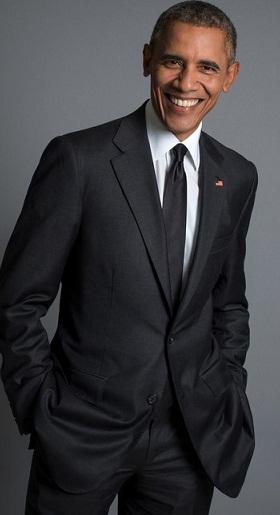 Obama vai lançar sua autobiografia