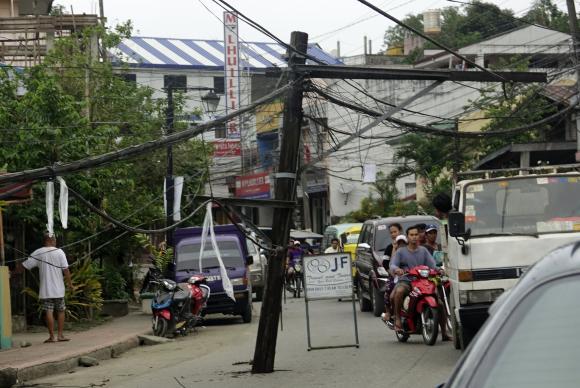 Terremoto nas Filipinas chegou a 6,5 graus de magnitude