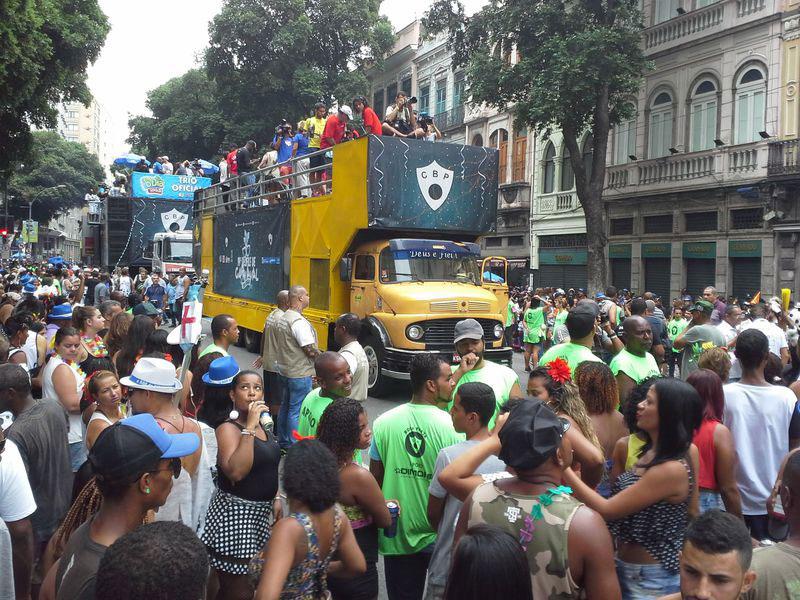Cordão da Bola Preta no Rio de Janeiro