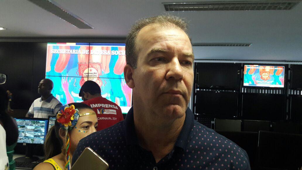 Ângelo Gioia, titular da SDS