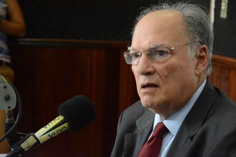 Ministro da Cultura, Roberto Freire