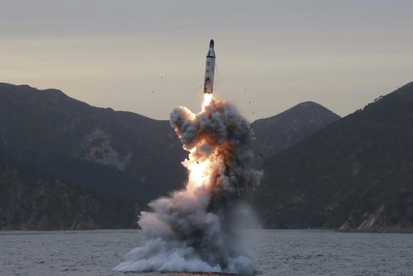 Míssil norte coreano