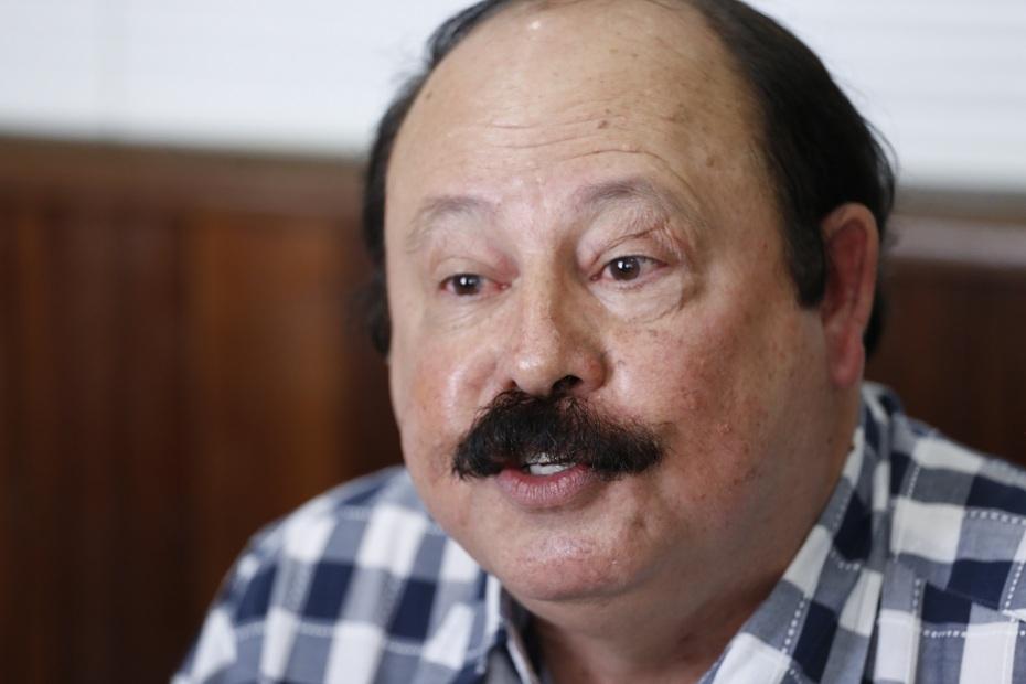 Levy Fidelix foi candidato a presidente em 2014