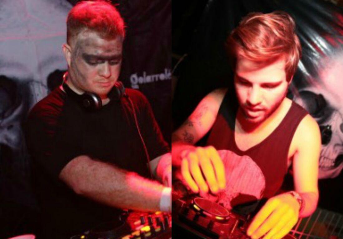 Os DJs Fuckyeahguigs e Xande Medeiros foram escalados para a Maledita de Carnaval