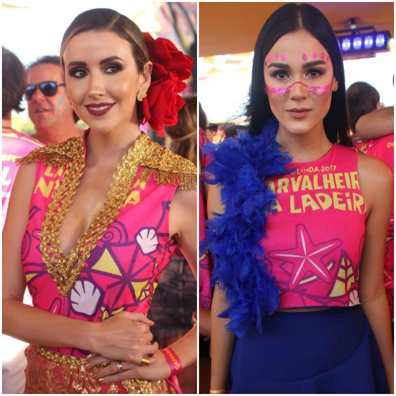 Bruna Monteiro e Bruna Gadelha