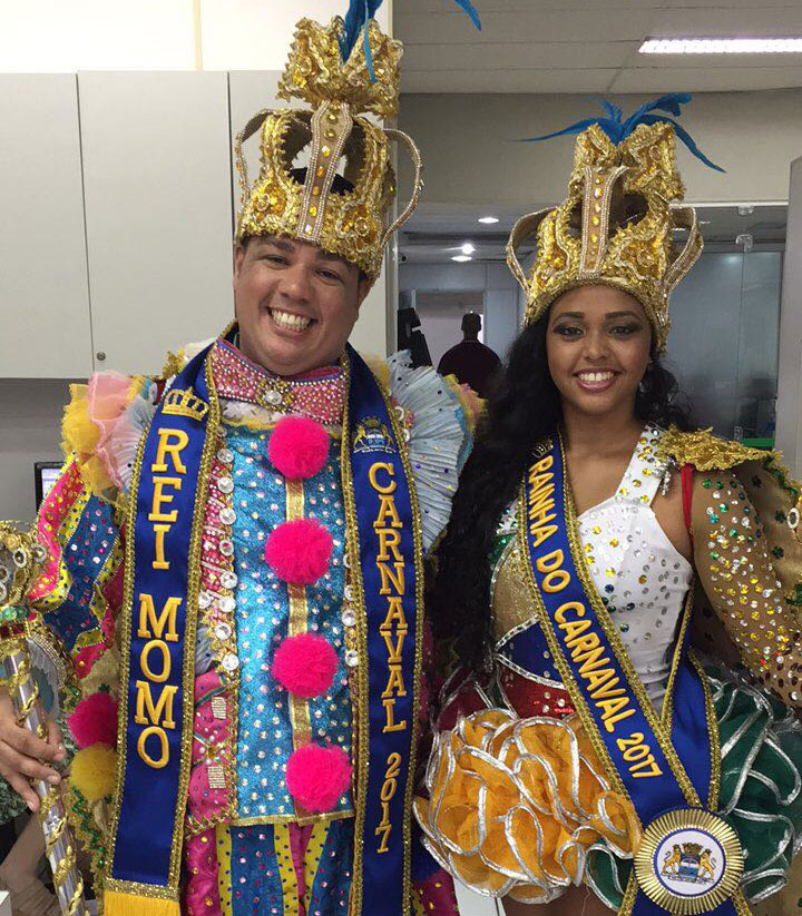 Rei e Rainha do Carnaval de 2017