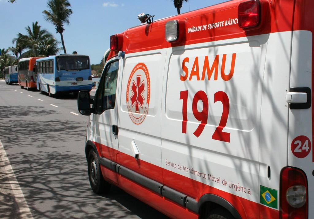 Helicóptero do Samu poderá ser acionado pelos médicos em atendimento