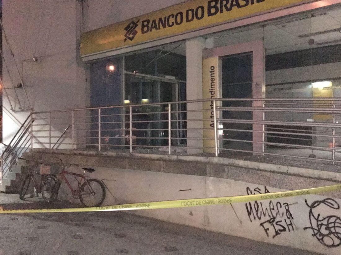 Banco do Brasil também teria sido alvo