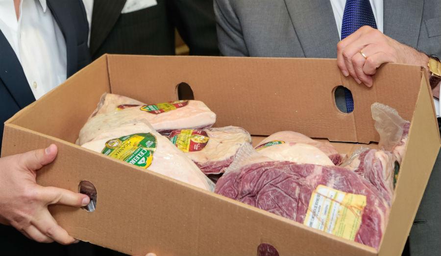 Órgão do Governo chileno aceitou os argumentos do Brasil sobre a qualidade das carnes