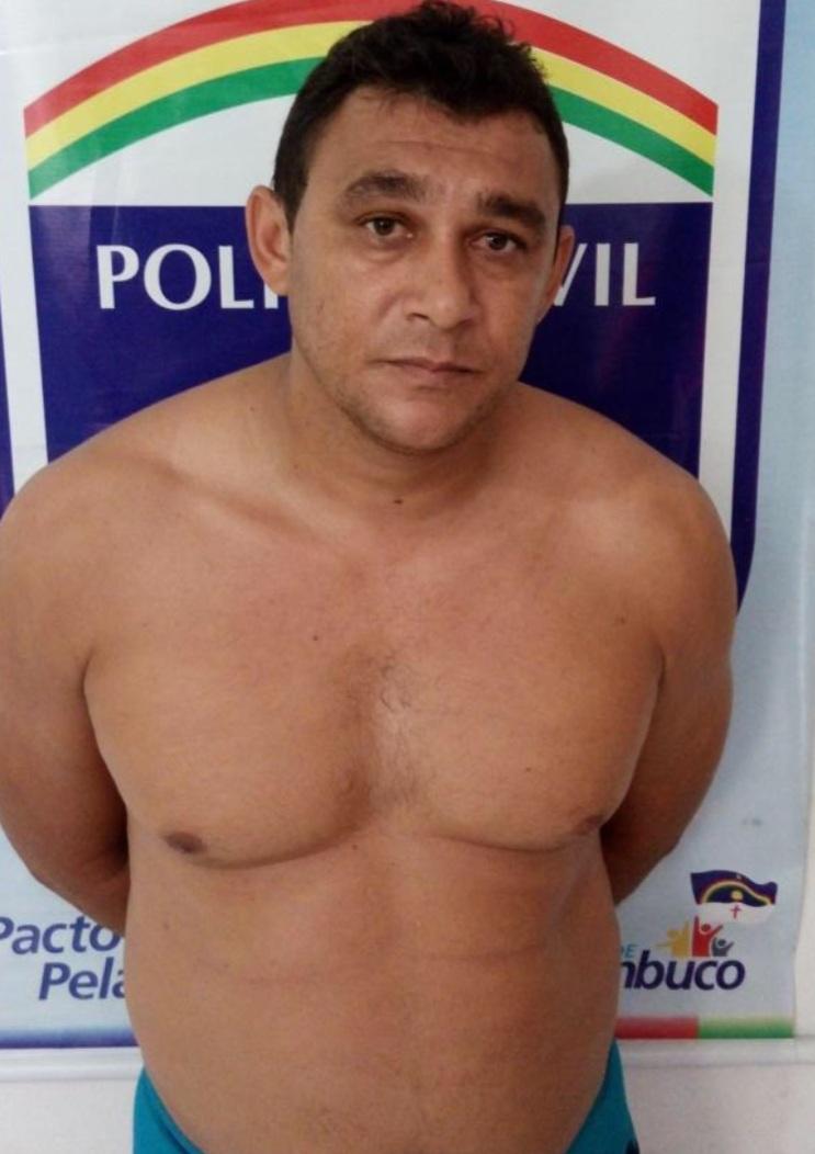 Homem foi preso na madrugada desta quarta