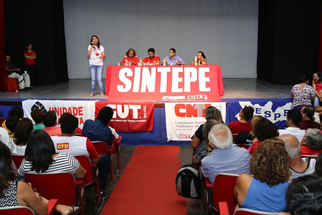 Assembleia do Sintepe