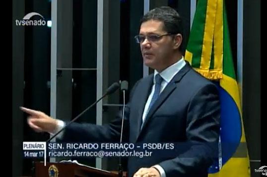 Ricardo Ferraço, PSDB/ES