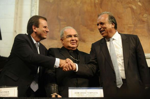 Governador do Rio de Janeiro, Luiz Pezão