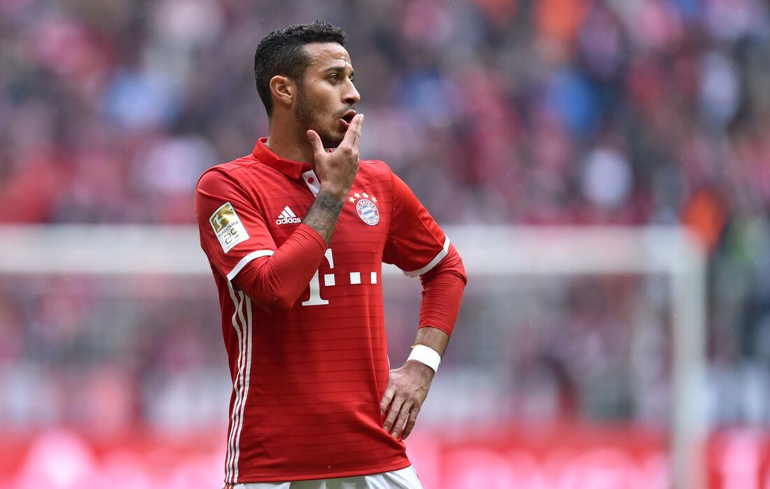 Meia do Bayern de Munique, Thiago Alcântara
