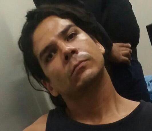 Edvan Luiz da Silva é o suspeito de assassinar brutalmente fisioterapeuta
