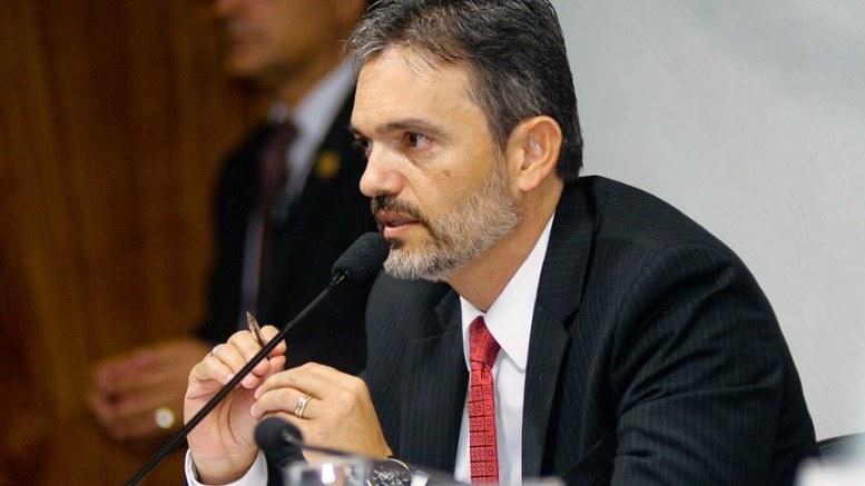 Júlio Marcelo de Oliveira é presidente  Associação Nacional do Ministério Público de Contas (Ampcon)