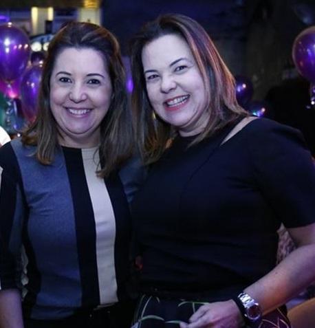 Carla Cavalcanti e Isabela Coutinho