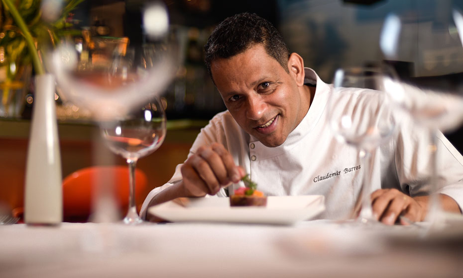 Chef Claudemir Barros