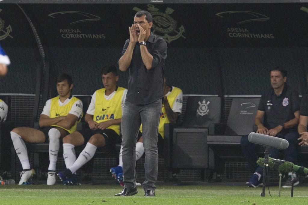 Treinador pode conquistar seu primeiro título na função pelo Corinthians
