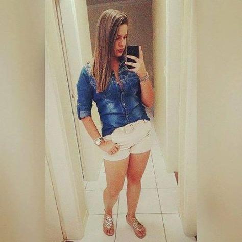 Katarine Ferreira tinha 17 anos e tinha ido a uma festa com amigos na noite do sábado