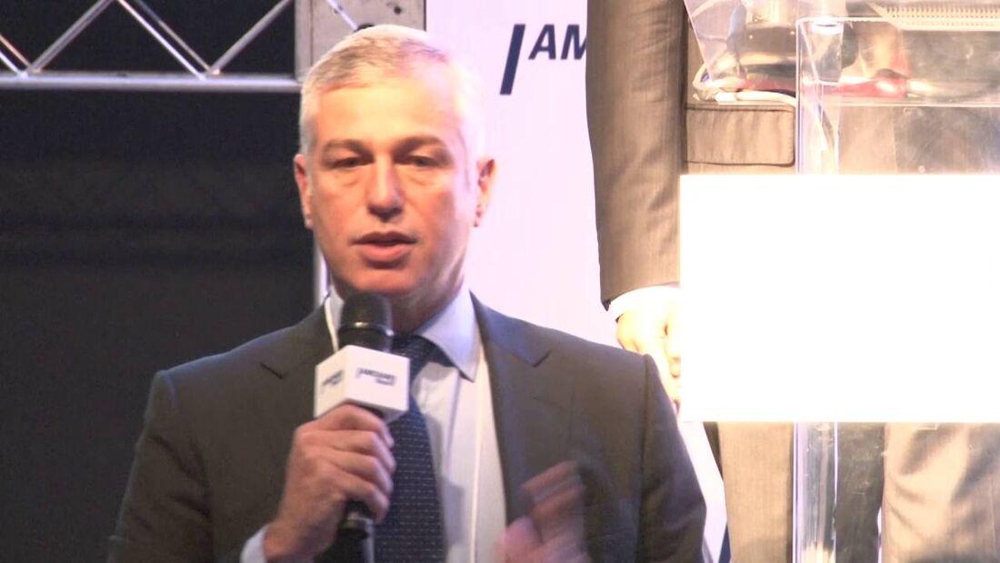 João Miranda é CEO da Votorantim