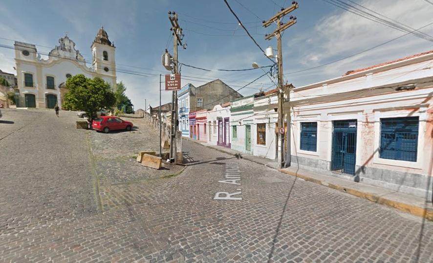 Rua do Amparo