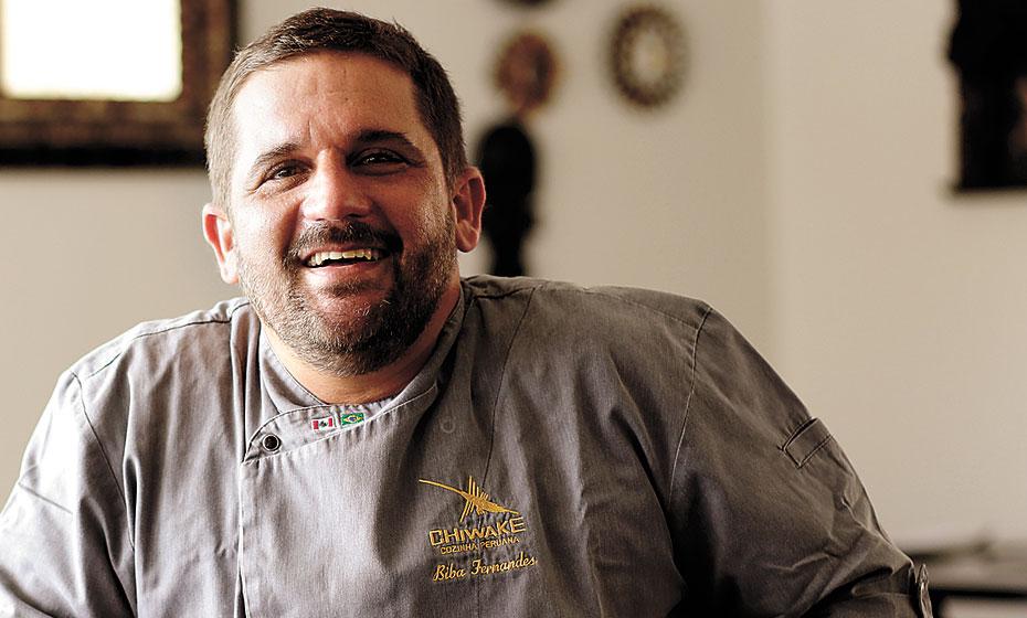 Biba Fernandes. chef do Chiwake