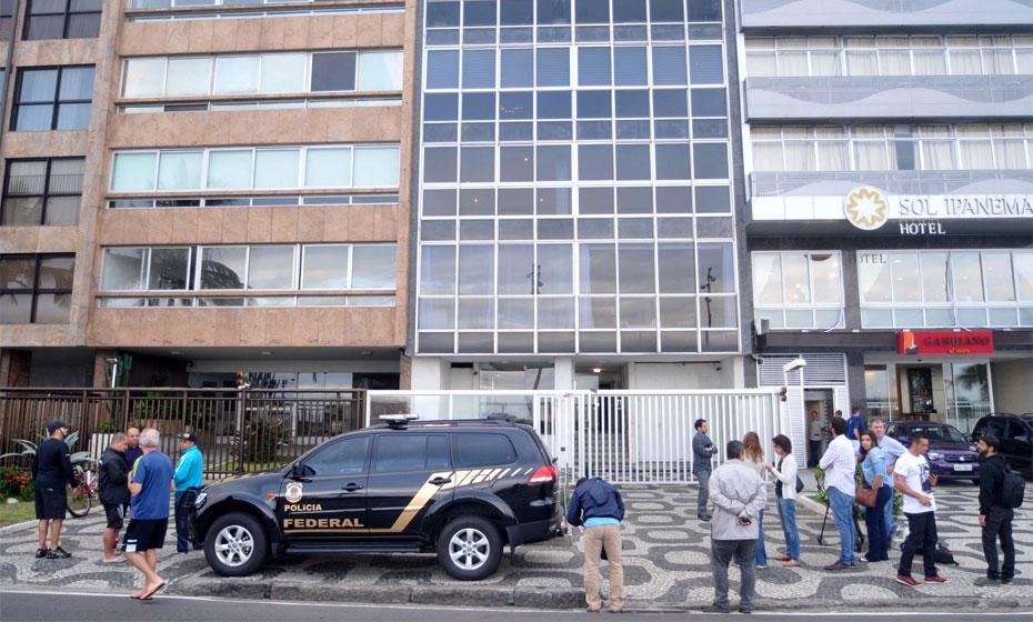Apartamento do senador Aécio Neves é alvo de busca e apreensão em Ipanema, no Rio de Janeiro