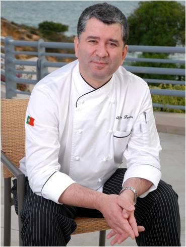 Fernando Fonseca irá preparar pratos para harmonizar com os vinhos