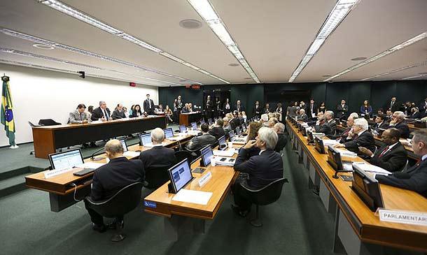 Comissão da Reforma da Previdência na Câmara