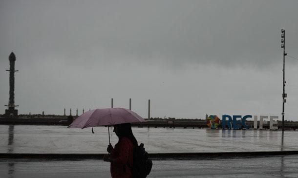 Chuvas na RMR