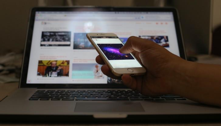 Quase metade dos brasileiros se informa sobre o que acontece no País e no mundo pela web