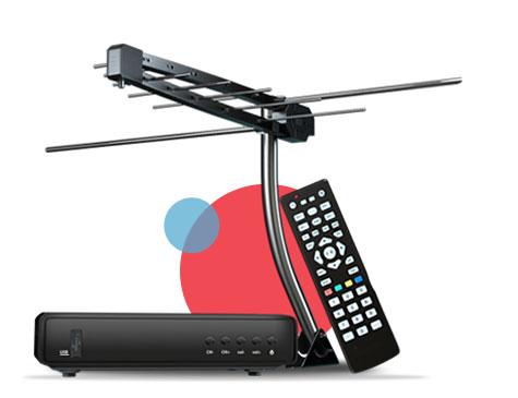 Kit de TV Digital