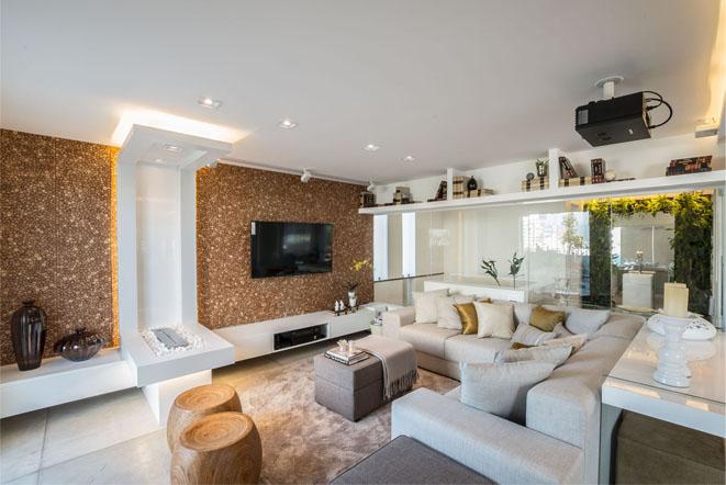 Tecnologia LED em casa sustentável